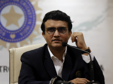 File image of Sourav Ganguly. AP