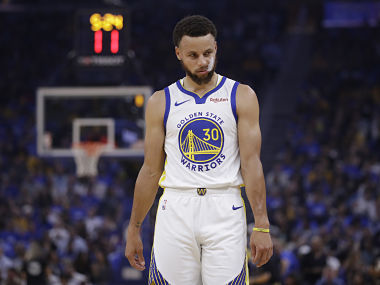 NBA Golden State Warriors allStar guard Stephen Curry expects to return from injury before season ends