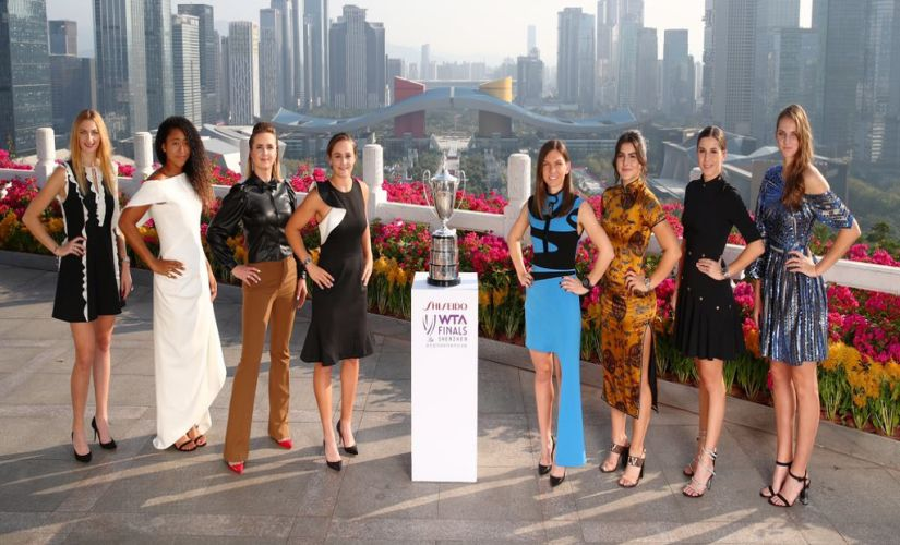 WTA Finals Preview Ashleigh Barty leads eight topranked players in quest for biggest prize purse in tennis