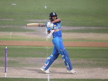 Mumbai's Yashasvi Jaiswal has been named in India A for the U-19 Challenger Trophy. Getty Images