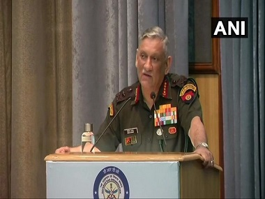 Bipin Rawat accuses universities of stoking antiCAA tensions but reports indicate most violence occurred offcampus