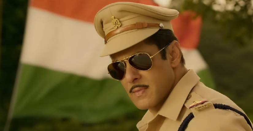 Ahead of Dabangg 3 release Salman Khan reveals Chulbul Pandey was originally a negative character