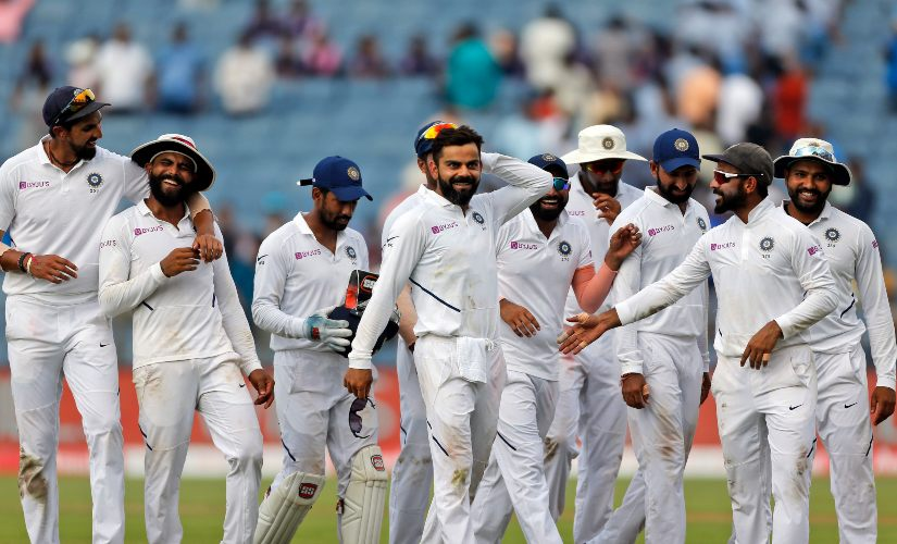 Virat Kohli is now the most successful Indian Test captain, having won 30 of the 50 Tests under his captaincy. AP