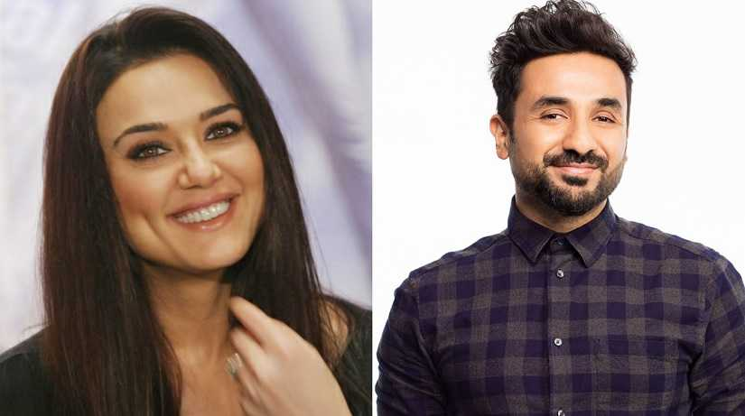 Preity Zinta Vir Das to guest star in ABCs Fresh Off The Boat episode will be shot in November
