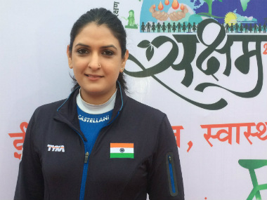 National Shotgun Shooting Championship Shagun Chowdhary grabs pole on day 1 of womens trap qualifiers Shefali Rajak leads in junior category