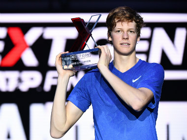 Next Gen ATP Finals Italian wildcard Jannik Sinner basking in spotlight after defeating Australias Alex de Minaur