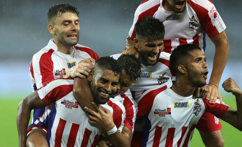 ISL 201920 Roy KrishnaDavid Williams successful pairing stands out in ATKs win Jamshedpur FC need to rethink strategy