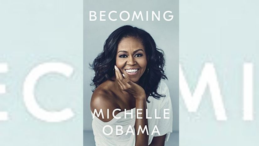 Michelle Obamas companion journal to Becoming offers readers unfailing optimism reflections for the future