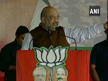 Amit Shah ahead of Delhi Assembly polls accuses Arvind Kejriwal of protecting those who raised antiIndia slogans