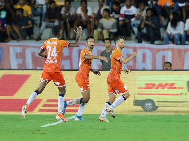 ISL 201920 Defensive errors lead to goalfest between Mumbai City FC and FC Goa as pressure mounts on Jorge Costa