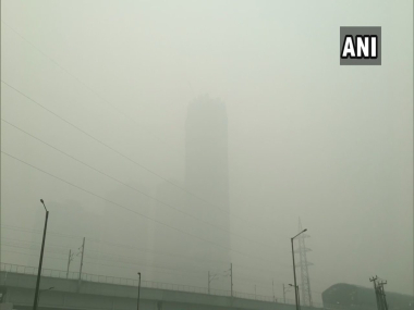 Air Quality Index Delhi Pollution in several areas of NCR escalates to severe plus category average AQI in October less than 2018 says report