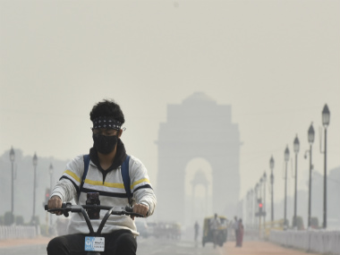 Delhi smog Air quality deteriorates to severe again