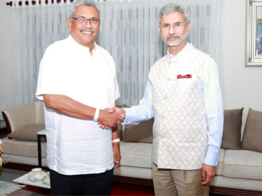 India rushes S Jaishankar to Sri Lanka to shield Gotabaya Rajapaksa from China but stressed economy hampers New Delhis diplomatic moves