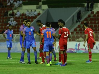 FIFA World Cup 2022 qualifiers Defensive chaos misfiring forward line  Oman exposes Indias oblivious approach