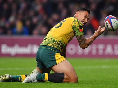 Former Australia Rugby star Israel Folau suggests destructive bushfires are Gods judgement for samesex marriage abortion