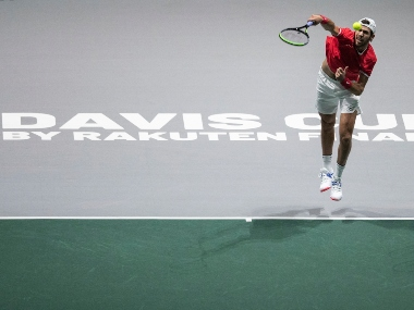 Davis Cup Finals 2019 Newlook tournament begins with 30 drubbing for reigning champions Croatia Belgium Canada win openers