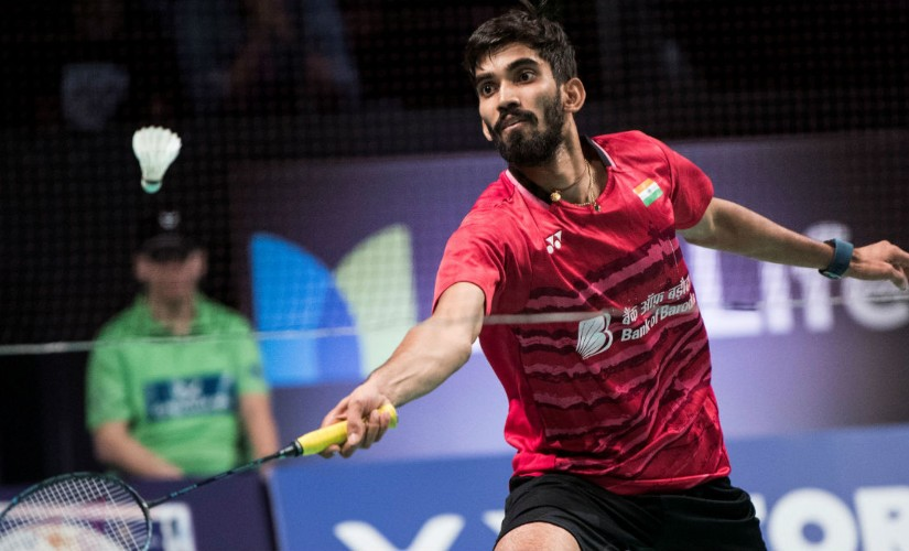 Tokyo Olympics 2020 Four years from quarterfinal run in Rio Kidambi Srikanths chances of qualification are fading quickly