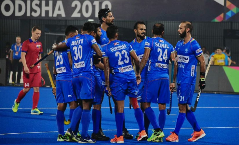 FIH Olympic Qualifiers 2019 Rani Rampals mercenaries revel in muchdeserved spotlight Indian mens team underline potential