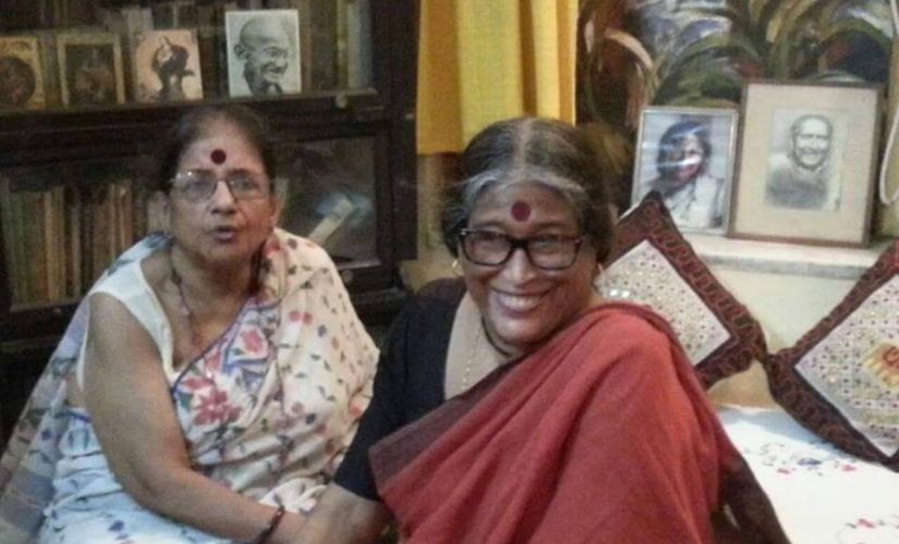 Remembering Nabaneeta Dev Sen Acclaimed writer inimitable raconteur  and friend whose happiness was infectious