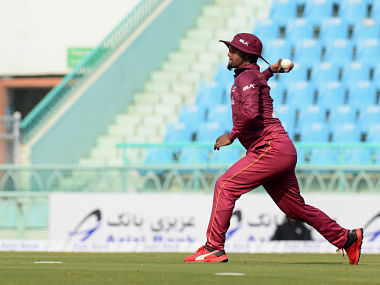 Nicholas Pooran will now miss the next four T20 International games for the West Indies. AFP