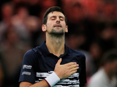 ATP Finals 2019 Novak Djokovic gunning for sixth yearend title wresting control of World No 1 ranking from Rafael Nadal