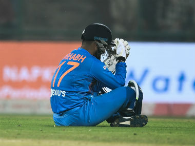 Gavaskar's comments came a day after Rohit Sharma asked Pant's critics to leave him alone. AFP
