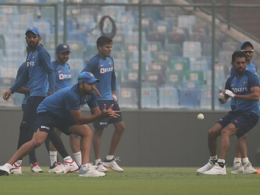 Rohit Sharma will captain India in the absence of Virat Kohli, against Bangladesh. AP