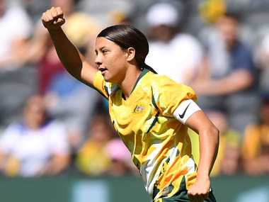 Tokyo Olympics 2020 Australia captain Sam Kerr unlikely to feature in all womens football qualifiers due to injury