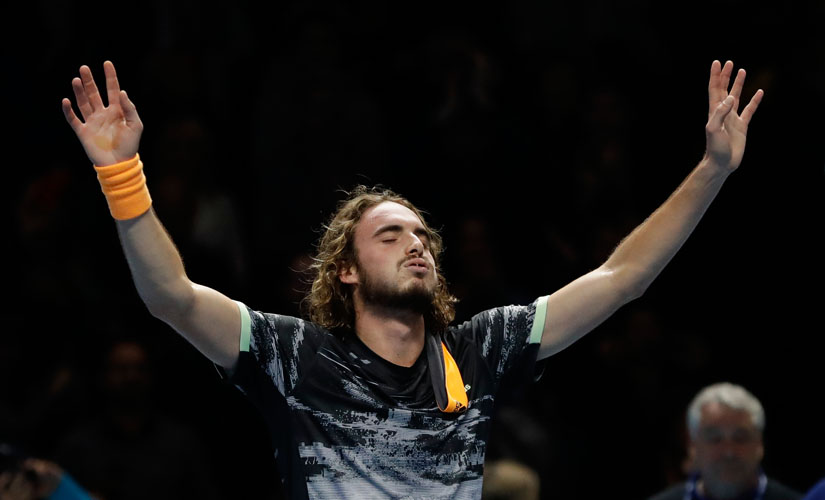ATP Finals 2019 Stefanos Tsitsipas heralds next step in tennis evolution with stirring win over Dominic Thiem