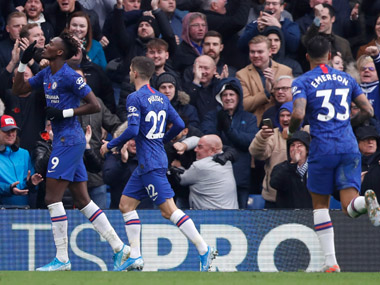 Premier League Tammy Abraham Christian Pulisic continue hotstreak in front of goal as Chelsea beat Crystal Palace
