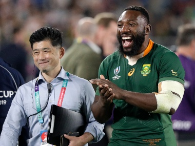 South Africa rugby legend and World Cup winner Tendai The Beast Mtawarira retires