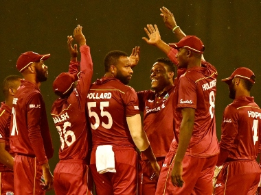 West Indies to play three T20Is and as many ODIs against India. Image courtesy: Twitter @cricket