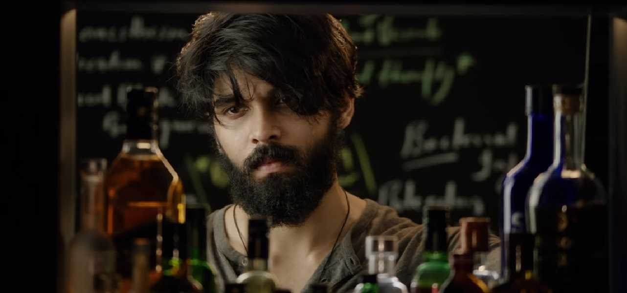 Dhruv Vikram on Adithya Varma his father superstar Chiyaan Vikram and why he chose Arjun Reddy remake as a debut