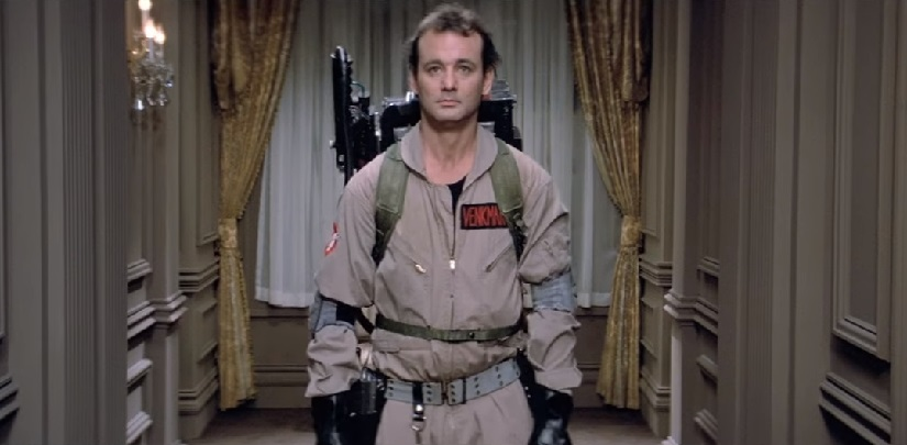 Ghostbusters 2020 Bill Murray to reprise his role as Dr Peter Venkman in Jason Reitman directorial