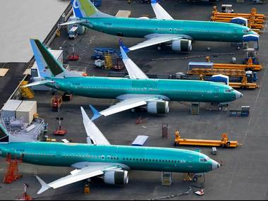 Lawsuit against Boeing accuses board of doing nothing to investigate safety of 737 MAX aircraft