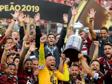Copa Libertadores Flamengo lift continental title with lastgasp win over River Plate