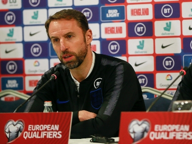 Euro 2020 Qualifiers England coach Gareth Southgate mindful of expectations after emphatic wins leading to qualification