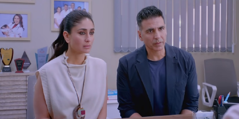 Kareena Kapoor Khan on reuniting with Akshay Kumar for Good Newwz and auditioning for Aamir Khans Laal Singh Chadha