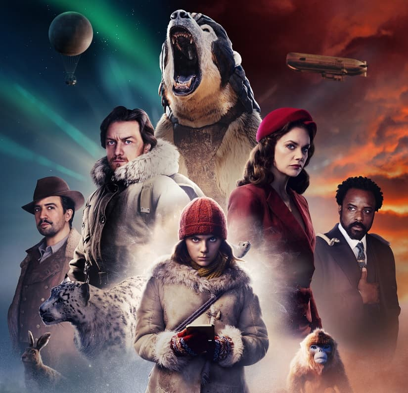 His Dark Materials review Everything about HBOs adaptation of Philip Pullmans trilogy feels epic