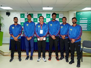 Davis Cup Strong India expected to steamroll depleted Pakistan in rescheduled tie in Kazakhstan