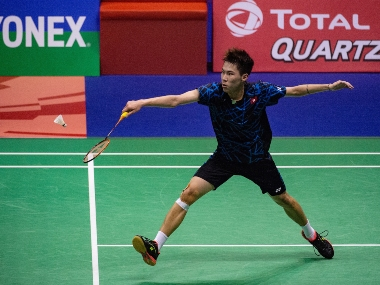 Hong Kong Open Home favourite Lee Cheuk Yiu caps off stunning run to finals with threesets win over Anthony Ginting for first major title