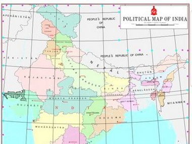 Nepal strongly objects to Kalapani area being included in India as part of new map says Kathmandu