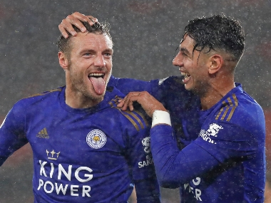 Premier League Jamie Vardy rediscovers joy in football with thickskinned demeanour minor adjustments in game