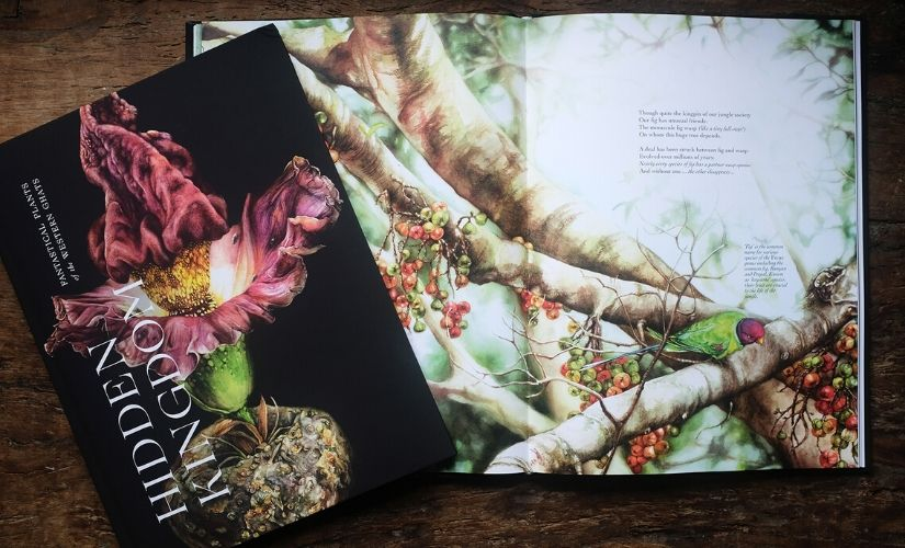 Hidden Kingdom New illustrated book gives a peek into the wonders of the Western Ghats rich flora