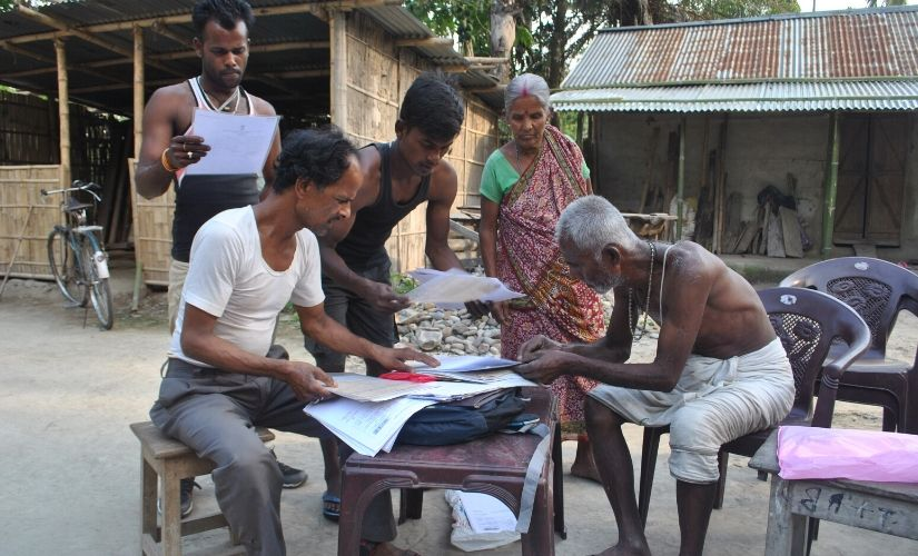 Assam NRC exercise and citizenship determination drive hold warning to other states of the shape of things to come