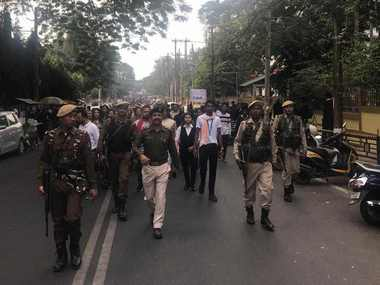 Anything for my motherland Thousands arrested during AASU march in Guwahati state govt refuses to back down