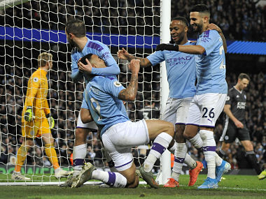 Premier League Whats wrong with Pep Guardiolas Manchester City Nothing as seen in 31 victory over Leicester City
