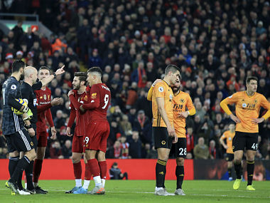 Premier League Wolves skipper Conor Coady fumes at ridiculous VAR decisions in match against Liverpool
