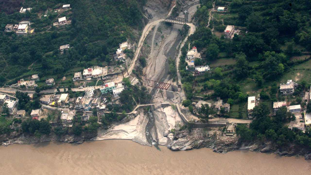 Uttarakhand glacier burst highlights pressure on Asias waterways unsustainable power infra Experts
