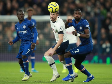 Premier League Chelsea beat Tottenham as racism protocol gets implemented for 1st time De Gea howler gifts Watford win